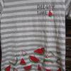 夏のTシャツ それは謎を秘めたすいかTシャツ