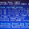DRAM ECC error
