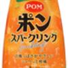 炭酸ジュース日記【16本目】ポン スパークリング