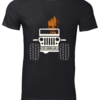 Adorable Baby Groot drive jeep shirt