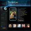 iPhone 最強カメラアプリ「Snapture」でできるコト一覧 - 連写、ズーム、水平補助、画像サイズ変更、まとめて保存...etc