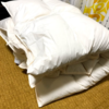 タンスのゴンで羽毛布団を新調したら『朝布団から出れない』『寝ても取れない疲れ』がなくなりました。