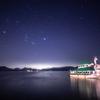 【天体撮影記 第75夜】 福島県 猪苗代湖の長浜公園から天体撮影