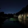 京の七夕 二条城の光の演出