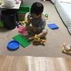 LEGOと2歳児