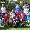 第19回 読売新聞東京本社杯 少年サッカー大会 (幼稚園) 2012/09/30