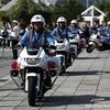 神奈川県警察 秋の全国交通安全運動出発式 2018