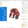 iOS で SceneKit を試す(Swift 3) その64 - SCNSkinner と Bone について