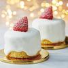 ローソンのウチカフェシリーズ『苺のキャンドルケーキ』食べてみた(≧▽≦)