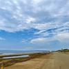 【能登】砂浜を車で走れる「千里浜なぎさドライブウェイ」は気持ちいいけど、侵食されてだんだん狭くなってきてる