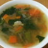 冬太り解消のデトックススープ。アサリ入りバージョン