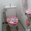 トイレ掃除30日目(昼\夜)