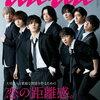 【表紙 Hey!Say!JUMP】anan(アンアン)2207号(7/1発売)