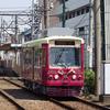 都電荒川線 7700型 7707が運用に復帰しました。