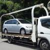 藤沢市から遺産相続の故障車をレッカー車で廃車の引き取りしました