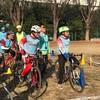 TCFシクロクロス自転車教室inブリヂストン南グラウンド