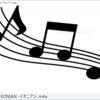 簡単なミュージックプレーヤーを作ってみた