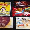 お菓子祭り!冬季限定新商品ラッシュ!やはりチョコが強いよね。