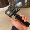 このGoPro用三脚付き自撮り棒、軽量コンパクトなのにメチャ便利