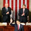 政治の時間:安倍首相米議会演説(FT)