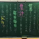 【私たちのクラスは「世界一、世界を幸せにする、世界一のクラス」です】