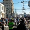 福岡マラソン観戦