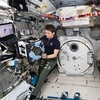NASA's Astrobee cube robot completes first hardware tests in space