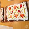 ☆ケーキ教室にて☆