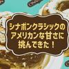 【Cinnabon】試されるシナモンロール「シナボンクラシック」のアメリカンな甘さに挑んできた!