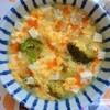 フォー麺でスーラータン(酸辣湯)風の作り方。