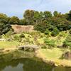【金沢】加賀藩歴代藩主が愛でた「玉泉院丸庭園」は起伏に富み石垣を借景にしたおもしろい庭園