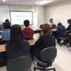 bisen北海道芸術デザイン専門学校にて説明会を行いました