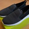 購入スニーカーレビュー② adidas neo CLOUDFOAM LIGHT SLIPON (アディダスネオ クラウドフォームライトスリッポン) *AW4187-コアブラック