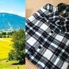 ユニクロのフランネルシャツは肌触りが最高!色柄がたくさんで選べない?