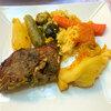 マラケシュのメディナ観光 モロッコ料理が美味しい