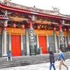 台湾旧暦新年初詣 in 行天宮, 台北