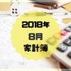 【1人暮らしOL】2018年8月の家計簿