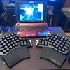 ErgoDox EZキーボードで入力するのめっちゃ楽しい!