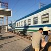 サマルカンドからタシュケントの宿まで高速鉄道と地下鉄で移動した記録【ウズベキスタン】