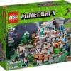 クリックブリックでも10月6日から販売開始! レゴ(LEGO) マインクラフト「山の洞窟(21137)」