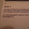 ☆ドイツ語テストB1(ZD)の結果!