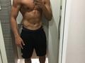【減量14日目】体重71.9kg/体脂肪率8.6%