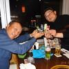 釣り友OKBさんのお祝いと、管釣り新年会^^