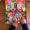 幼稚園からのプレゼントが素敵だった