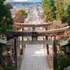 光の道じゃない宮地嶽神社も素敵 福岡に行きたい!