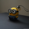 小さくキュートなミニオンのBluetoothスピーカー MINIONS BT SPEAKER