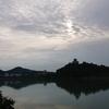 今日の犬山城は…『今日から天気悪し!』