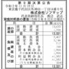 株式会社ソフマップ 第9期決算公告