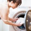 よく洗濯機から洗濯物を取り出すことを忘れる。を英語で言うと?