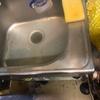 文京区本郷にあるお店さんの排水管つまり(排水管が古く手が出せないといわれたとのことでした)